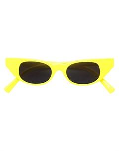 Le specs солнцезащитные очки the breaker в оправе кошачий глаз Le specs