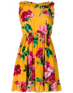 Dolce gabbana vintage платье с цветочным принтом Dolce & gabbana vintage
