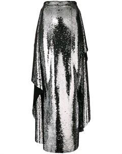 Paula knorr юбка с пайетками s металлик Paula knorr