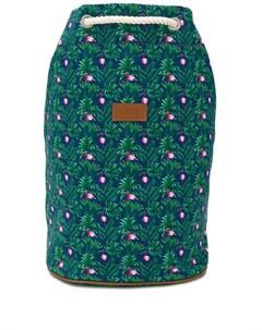 Fefe рюкзак на шнурке с изображением фламинго Fefè