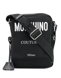 love moschino сумка мессенджер moschino couture Love moschino