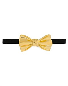 Cor sine labe doli галстук бабочка с металлическим отблеском Cor sine labe doli