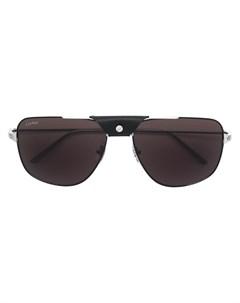 cartier солнцезащитные очки авиаторы Cartier