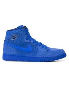 nike хайтопы air jordan 1 retro Nike