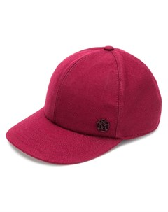Maison michel кепка с логотипом Maison michel