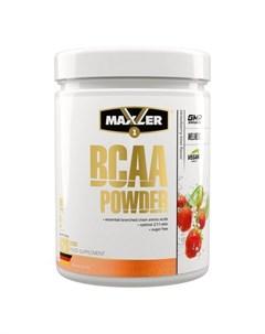 Комплекс аминокислот BCAA Powder клубника киви 420 г Maxler