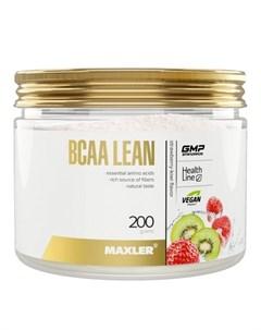 Аминокислоты BCAA Lean клубника киви 200 г Maxler