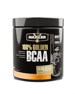 Аминокислоты 100 Golden BCAA натуральный вкус 210 г Maxler