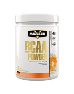 Комплекс аминокислот BCAA Powder апельсин 420 г Maxler