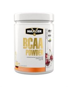Комплекс аминокислот BCAA Powder вишня 420 г Maxler