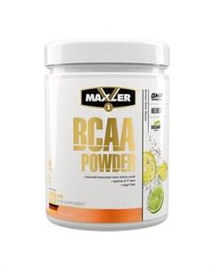 Комплекс аминокислот BCAA Powder лимон лайм 420 г Maxler