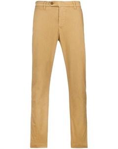 Al duca d aosta 1902 брюки прямого кроя 48 нейтральные цвета Al duca d'aosta 1902