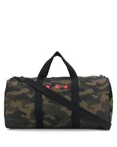hydrogen дорожная сумка с камуфляжным принтом Hydrogen