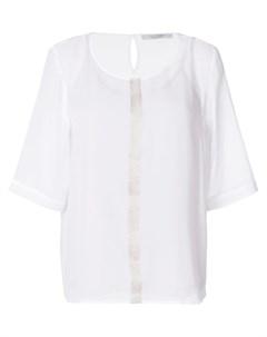 La fileria for d aniello футболка в полоску La fileria for d'aniello