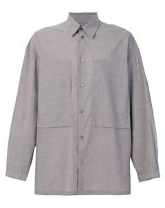 E tautz рубашка lineman нейтральные цвета E. tautz