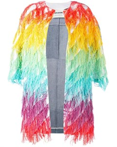 Ava adore джинсовая куртка с бахромой Ava adore
