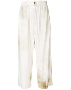 vivienne westwood anglomania широкие брюки на завязках Vivienne westwood anglomania