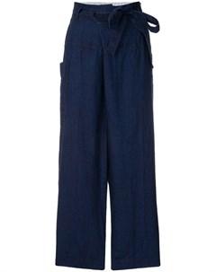 Pas de calais укороченные брюки с поясом Pas de  calais