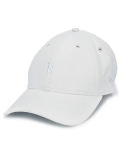 11 by boris bidjan saberi бейсбольная кепка by boris bidjan saberi x new era с логотипом