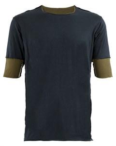 Attachment многослойная футболка Attachment