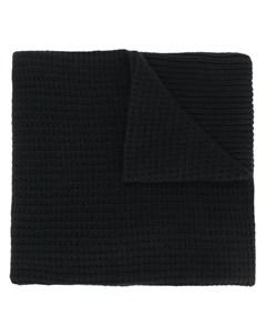 chalayan шарф с массивными карманами один размер черный Chalayan