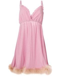 Daizy shely креповое платье 44 розовый Daizy shely