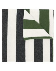 Charlotte simone овый шарф в полоску нейтральные цвета Charlotte simone