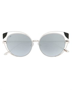 For art s sake солнцезащитные очки в оправе кошачий глаз For art's sake