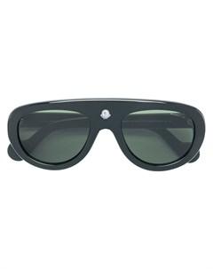 moncler солнцезащитные очки авиаторы Moncler