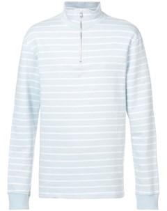 Tres bien свитер с укороченной молнией спереди Très bien