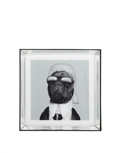 Картина в рамке Dog 60х60х5 Kare