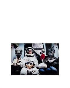 Картина Alien 180х120х4 Kare