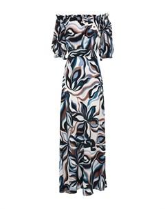 Длинное платье Le col