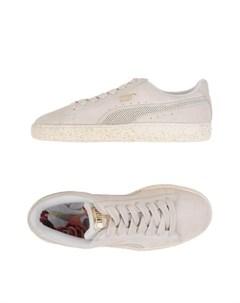 Низкие кеды и кроссовки Puma x careaux