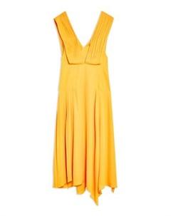 Платье длиной 3 4 Topshop