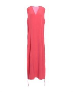 Длинное платье Agnona