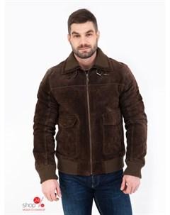 Куртка цвет коричневый Best mountain