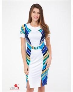Платье цвет белый Alena alenkina