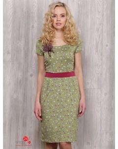 Платье цвет оливковый Bravissimo