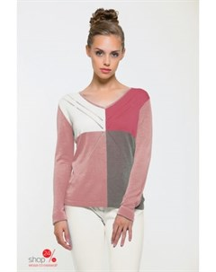 Пуловер цвет розовый Bravissimo