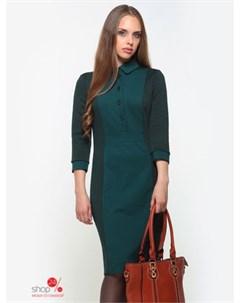 Платье цвет зеленый Bravissimo