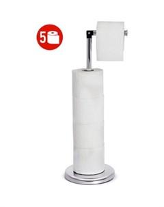 Держатель для туалетной бумаги INGRID на 4 1 рулона 17 47 5 см 11953 Tatkraft