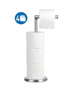 Держатель для туалетной бумаги KIARA напольный 10130 Tatkraft