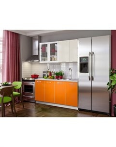 Кухня Фортуна 1600 беж манго ЛДСП Миф