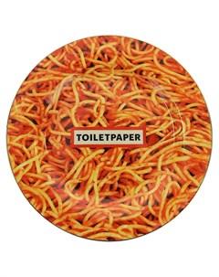 Тарелка Toilet Paper Seletti