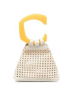 Плетеная сумка C Evening Corto moltedo