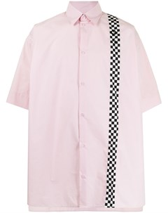 Рубашка в клетку Raf simons x fred perry