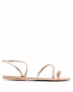 Плетеные сандалии Eleftheria Ancient greek sandals