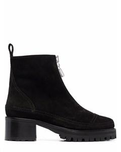 Ботинки на молнии Nicole saldaña