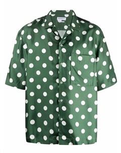 Рубашка в горох President's